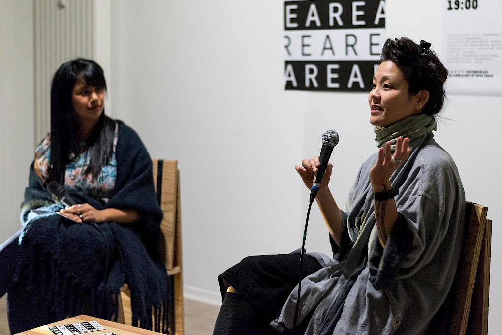 Untraining the Ear: Listening Session N°2 with Audrey Chen, Photo: Raisa Galofre