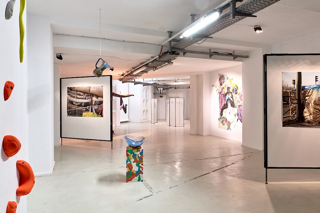 Installation View | Photo: Hannes Wiedemann